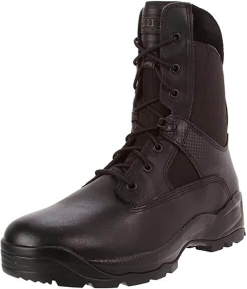 5.11 Tactical ATAC Mens Leather Jungle Combat Military Coyote Boots