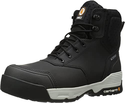 Carhartt Force Blk CMP Toe-m Best Mens Boots for winter