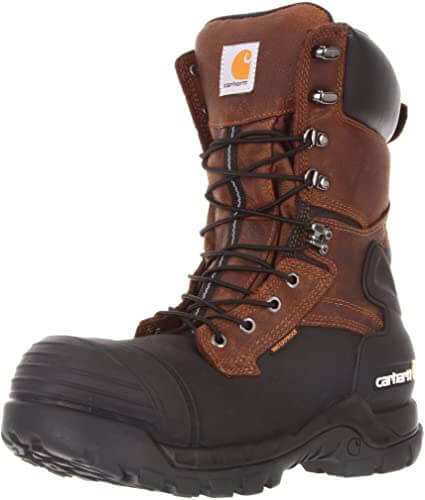Carhartt Waterproof Insulated PAC Composite Toe Boot
