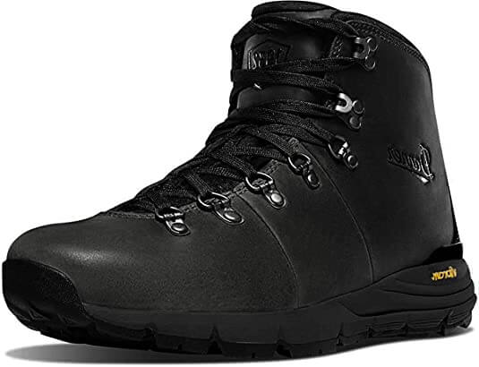 Danner Mens Mountain 600 4.5 top rated police boots