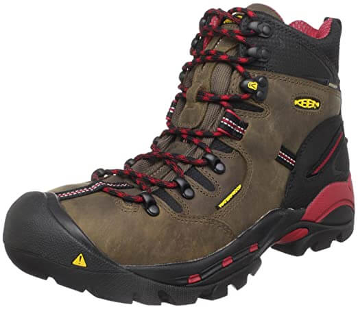 KEEN Utility mens Pittsburgh Steel Toe Work Boot