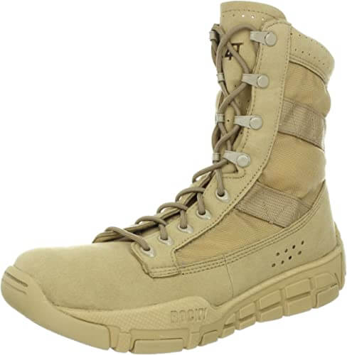 Rocky Mens C4T Top Rated Police Boots