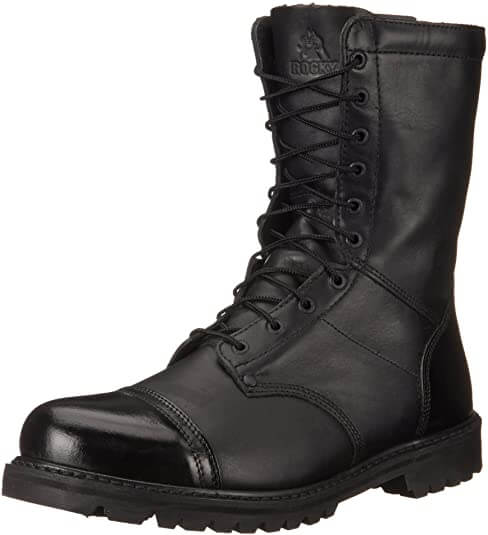 Rocky Mens Paraboot 2095 best police patrol boots