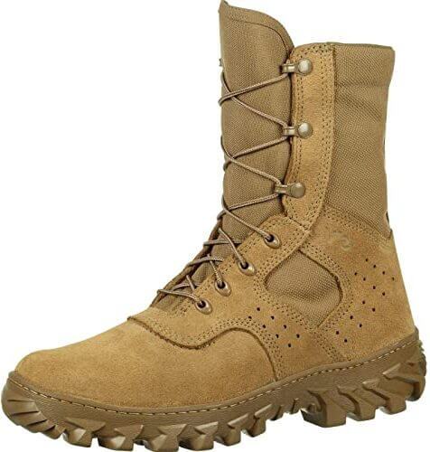 Rocky S2V Enhanced Jungle Puncture Resistant Tactical Boots for Hot Weather