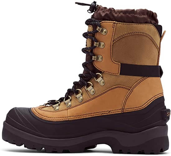 SOREL - Conquest best cold weather work boots