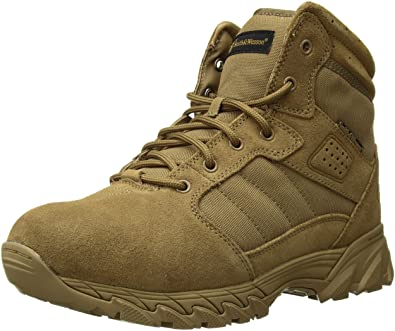 Smith & Wesson Best Military Boots