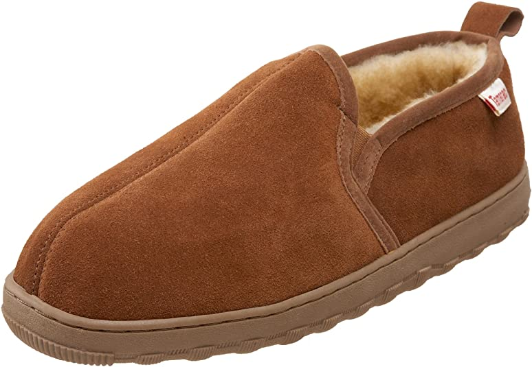 Tamarac by Slippers International Men Cody Sheepskin Slipper