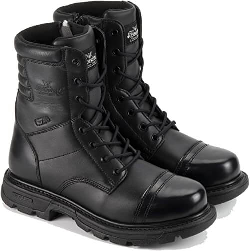Thorogood Mens Gen flex2 Series Tactical Side Zip Jump Boot