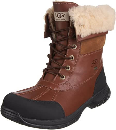 UGG Butte Snow Insulated work boots for winter