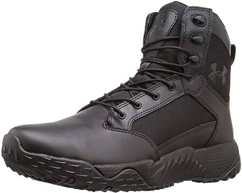 Under Armour Mens Stellar best police boot review