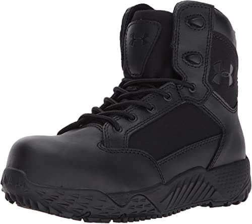 Under Armour Womens Micro G Limitless 2 Best Winter Police Boots