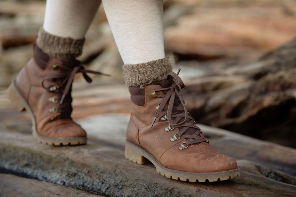 Brown tactical Boots