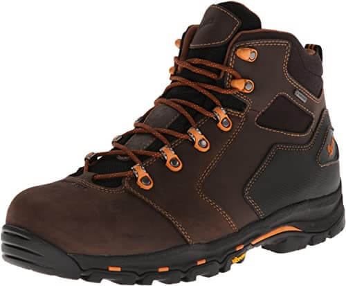 Danner Men Vicious work boots for wet conditions