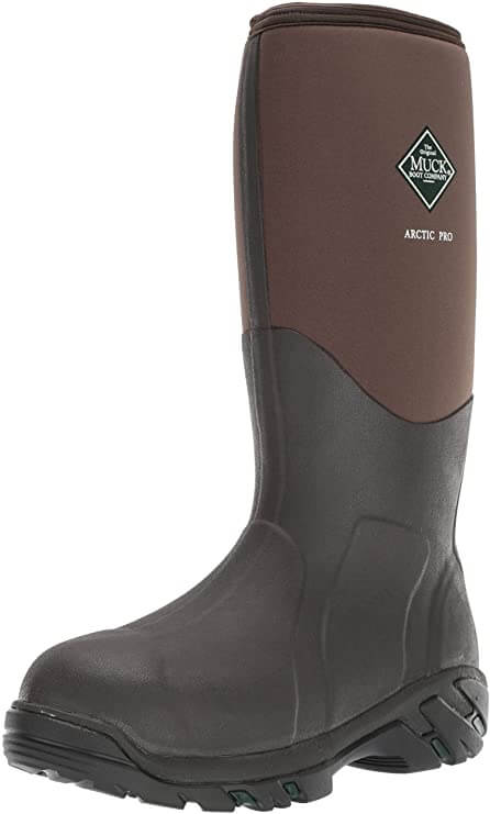 Muck Boot Men Arctic Pro best warmest hunting boots