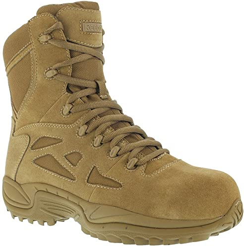 Reebok Work Rapid Response comfortable air force boots