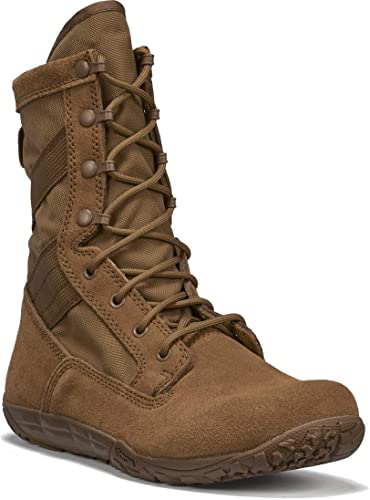TACTICAL RESEARCH TR Men Mini-Mil TR105 Minimalist Combat Boot
