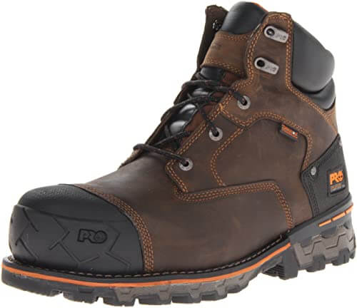 Timberland PRO Men Boondock Best Boots For Smelly Feet