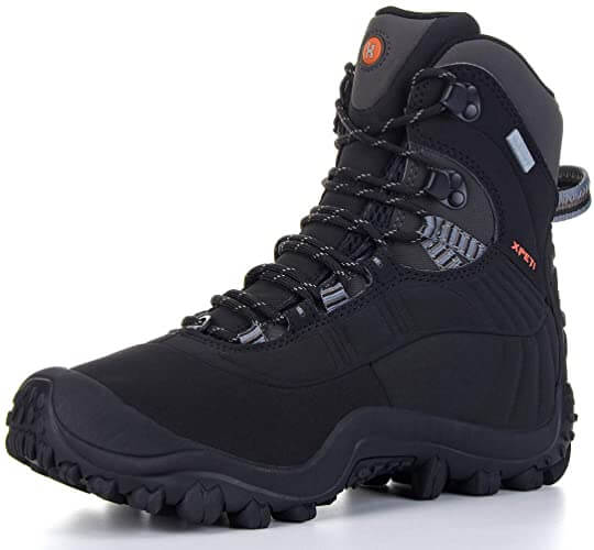 XPETI Men Thermator top rated waterproof work boots