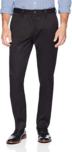 Amazon Brand - Buttoned Down Men Slim Fit Non-Iron Dress Chino Pant