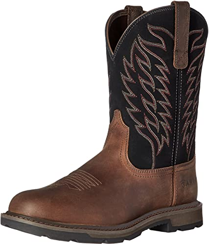 Ariat Men Groundbreaker best anti fatigue boots