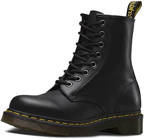 Dr. Martens Womens 1460W Originals Eight-Eye Lace-Up Boot