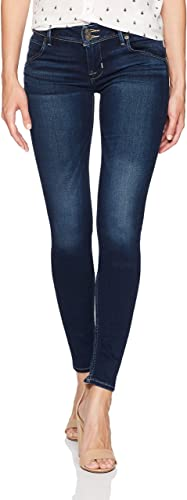 HUDSON Jeans Women Tall Size Collin Midrise Skinny Jeans For Tummy Pooch