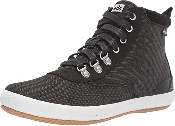 Keds Women Scout Boot Nylon Ankle