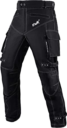 Motorcycle Pants for Men Dualsport Motocross Motorbike Pant Riding Overpants Enduro Adventure Touring Waterproof CE Armored All-Weather