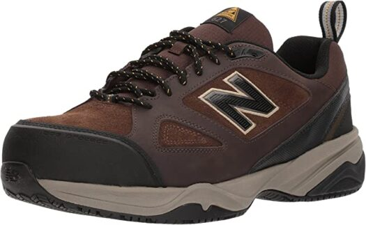New Balance Men Steel Toe 627 V2 Industrial Shoe