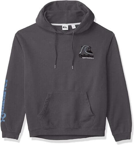 Quiksilver men Sweet as Slab Hood Fleece