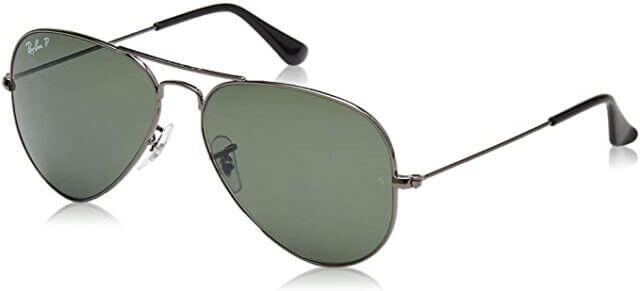 Ray-Ban Unisex-Adult Rb3025 Classic Polarized Sunglasses