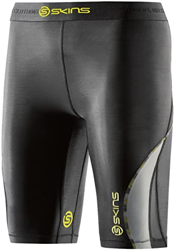SKINS Womens DNAmic Women Compression Tights-Shorts