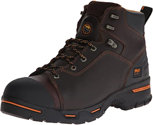 Timberland PRO Men Endurance Steel Safety Toe best anti fatigue boots