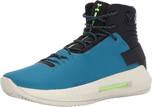 Under Armour Boys Grade School Mid K Basketball Shoe