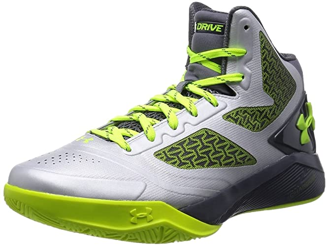 Under Armour Men UA ClutchFit Drive 2 Basketball Shoes