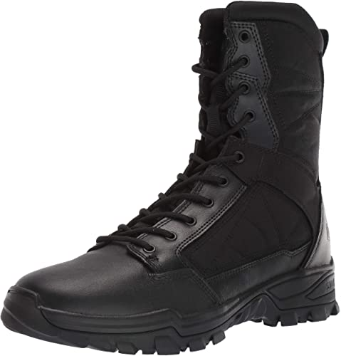 5.11 Tactical Men Fast-Tac 8-Inch Leather Waterproof Tactical Boots Review