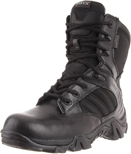 Bates Men GX-8 Gore-Tex Waterproof Side Zip Boot