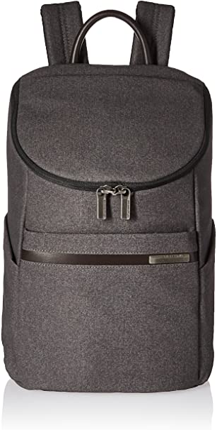Briggs Riley Kinzie Street-Wide Mouth Backpack