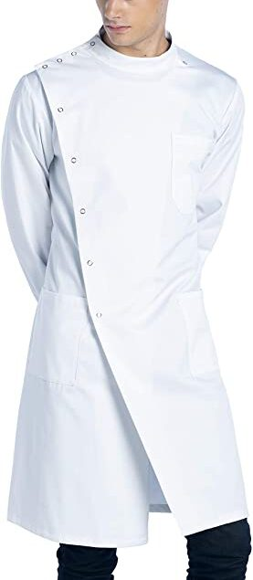 Dr. James Unisex Lab Coat Classic Fit Howie Style