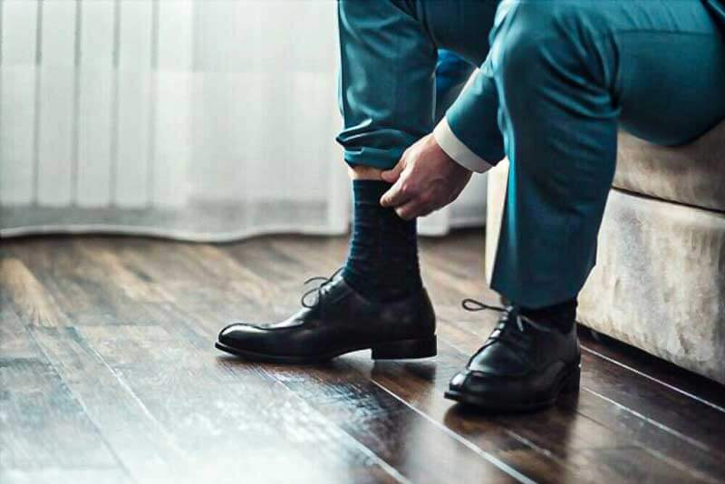 Men Socks To Wear With Work Boots