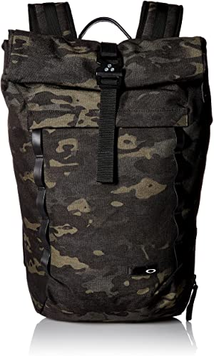Oakley Mens Voyage 23L Roll Top Backpack