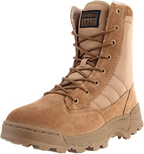 Original S.W.A.T. Men Classic station boots for firefighter