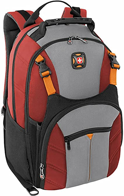 Swiss Gear Sherpa Laptop Backpack Travel School Bag