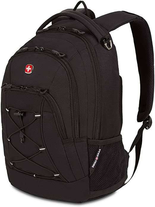 SwissGear 1186 Travel Gear Lightweight Bungee Mens backpacks for work