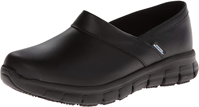 Skechers for Work Women Relaxed Fit Shoes For Restaurant Servers