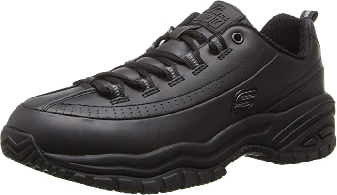 Skechers for Work Women Soft Stride-Softie Lace-Up