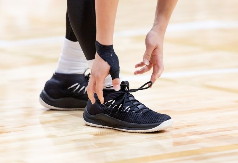 How to Break in Basketball Shoes Fastly