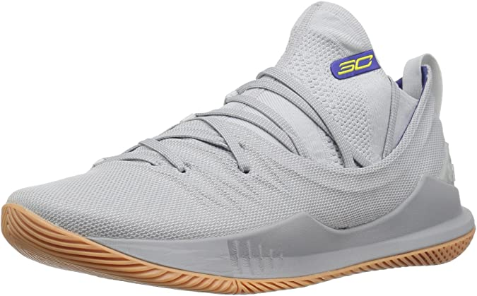 Under Armour Men Curry 5 Basketball Shoe