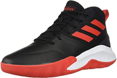 adidas Men Own The Game Wide Basketball Shoe