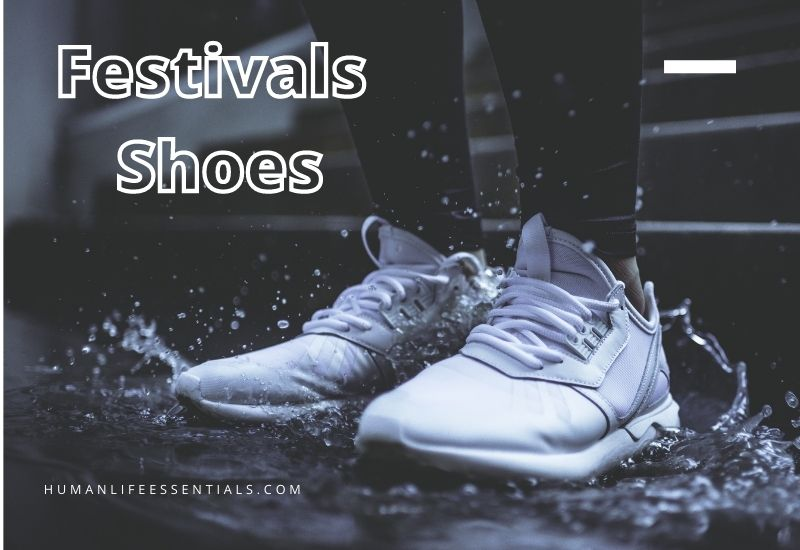 How to Choose Festivals Shoes